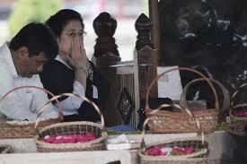 Megawati Ziarah ke Makam Bungkarno