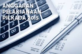 anggaran pilkada