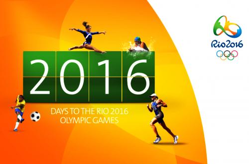 Olimpiade Rio de Janeiro 2016