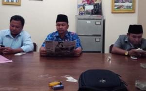 Anggota Komisi D DPRD Bangkalan, menyayangkan mandegnya Pembahasan Perda Inisiatif.