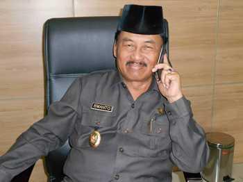 Wabup Madiun, Drs. H. Iswanto. M.Si. [sudarno/bhirawa]
