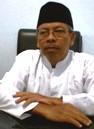 Ketua Baznas Kabupaten Lumajang, Drs.H.Affandi latief Asnawi SH,MH.