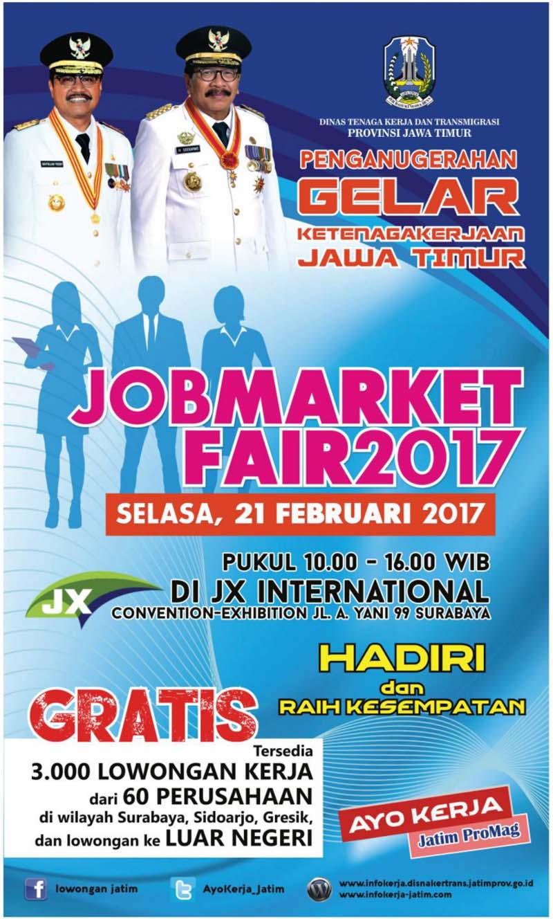 Job Market Fair 2017